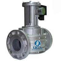 Клапан электромагнитный газовый Madas M16/RM N.A. НО Ду 65