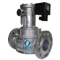 Клапан электромагнитный газовый Madas M16/RM N.A. НО Ду 80