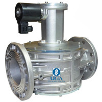 Клапан электромагнитный газовый Madas M16/RM N.C. НЗ Ду 100