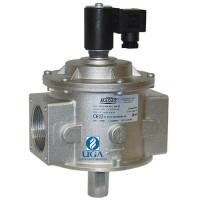 Клапан электромагнитный газовый Madas M16/RM N.C. НЗ Ду 32