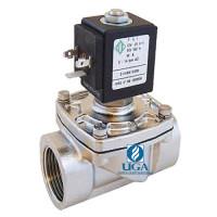 """Клапан электромагнитный ODE 21IH3K1V150 комбинированного действия НЗ 3/8"""""""