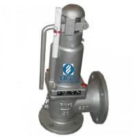 Клапан предохранительный 17с28нж стальной Ду 50x80