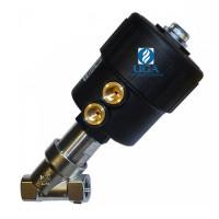 "Клапан с пневмоприводом ODE 21IA4T15GC2 прямого действия НЗ 1/2"""