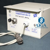 Аккумуляторный блок универсал АБ-12