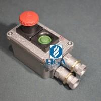 Пост управления взрывозвщищенный кнопочный типа ПВК-15, 25, 35
