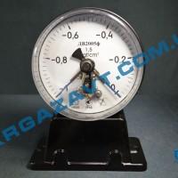 Электроконтактный вакуумметр ДВ2005ф х -1 - 0 кгс/см2 кл. т. 1,5