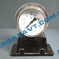 Железнодорожный манометр МПф 0 - 16 кгс/см2 кл. т. 1,5