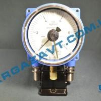 Электроконтактный взрывозащищенный манометр ДМ2005ф Cr 1Ex 0 - 10 кгс/см2 кл. т. 1,5
