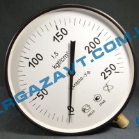 Котловой манометр ДМ8010-Уф 0 - 250 кгс/см2 кл. т. 1,5