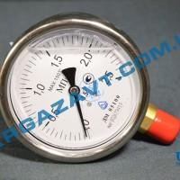 Манометр ДМ 05100 2,5мПа глицеринозаполненный