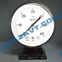 Манометр котловой ДМ8010-Уф 0-60 кгс/см2 кл. т. 1,5