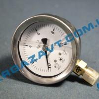 Виброустойчивый манометр ДМ8008-ВУф исп I 0-10 кгс/см2 кл. т. 2,5