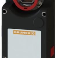Электропривод GRUNER 363-ая серия. IP54, кабель 1 м.