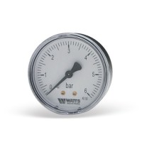 Манометр аксиальный  F+R100 (MAL) WATTS