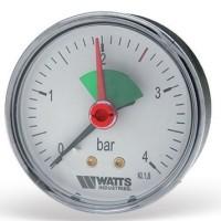 F+R101 (MAL) Манометр аксиальный. Watts