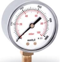 F+R260 (MRP) Манометр радиальный WATTS