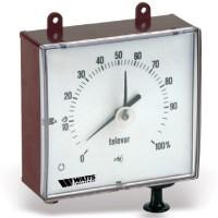 Универсальный пневматический индикатор уровня топлива в баке TLM WATTS