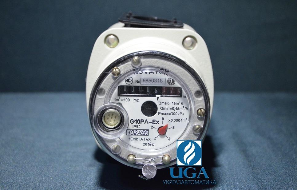 Роторный счетчик газа : устройство, принцип
